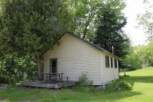 2 Bedroom Standard Cottage